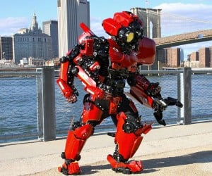 Pacific Rim Crimson Typhoon Cosplay Isn't Worn by Triplets
