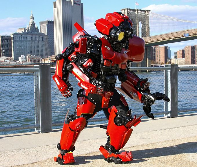 Pacific Rim Crimson Typhoon Cosplay Isn T Worn By Triplets