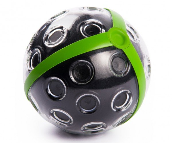 Panono Panoramic Ball Camera: Spherefies