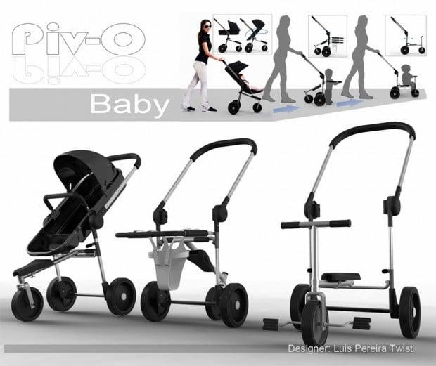 pivo baby stroller 1 620x521