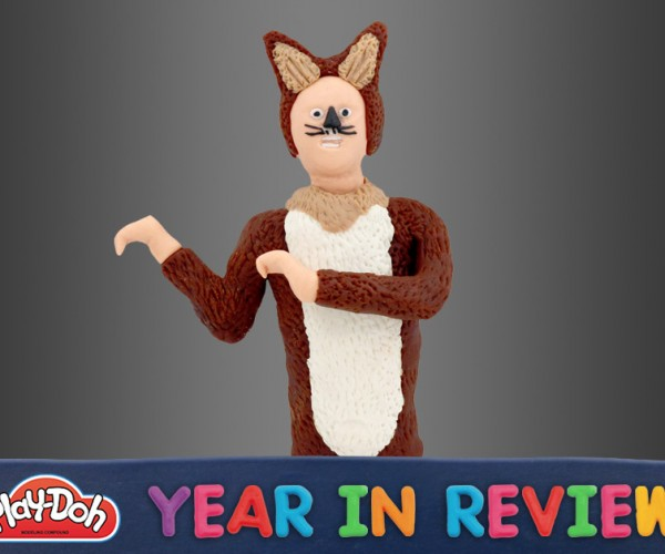 2013′s Most Memorable Moments Immortalized in Play-Doh