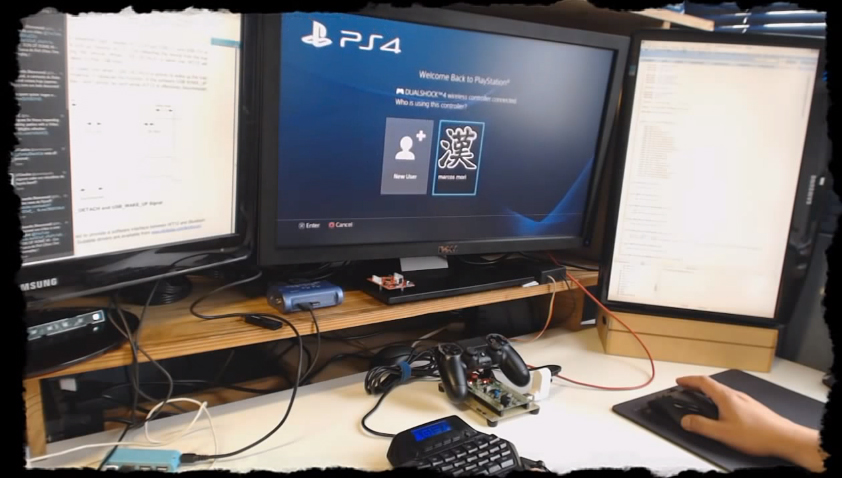 Dualshock 4 Hack Lets You Use Mouse & Keyboard on PS4: Master Peasant - Technabob