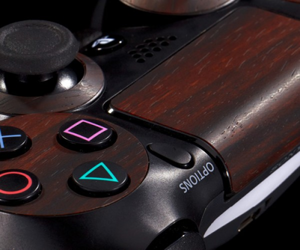 playstation-4-mahogany-wood-vinyl-decal-by-dbrand-6