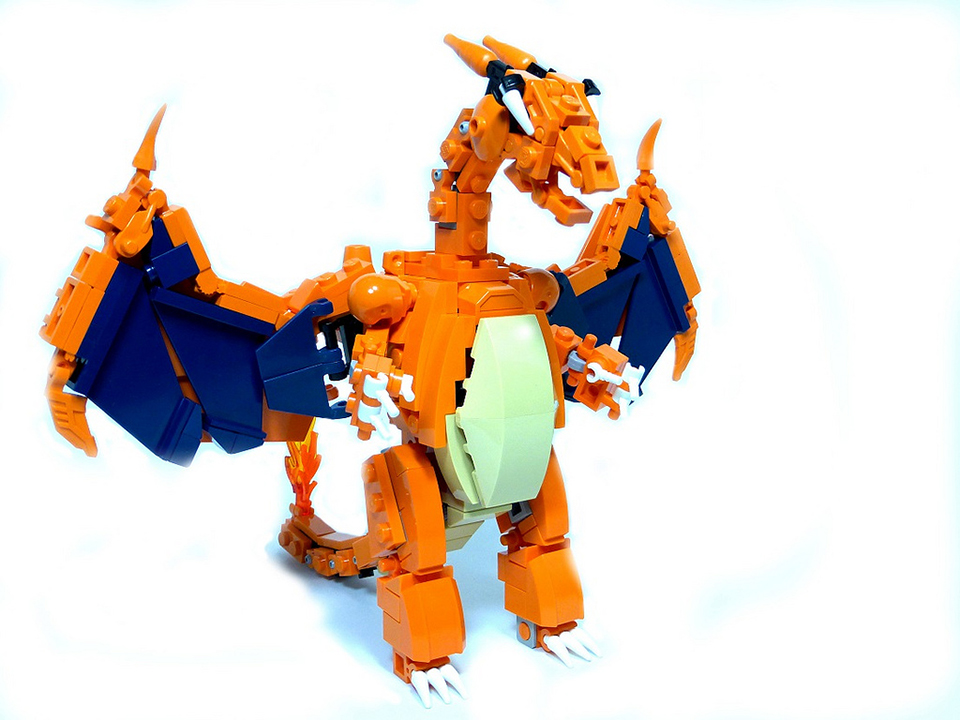 lego pokemon instructions easy