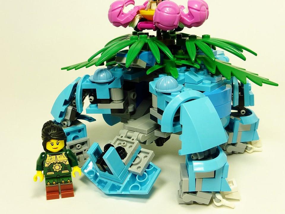 Poke Mecha In Soviet Lego Pok 233 Mon Carry You Technabob