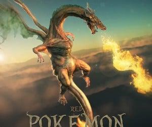 Realistic Pokémon: Kanto Rim
