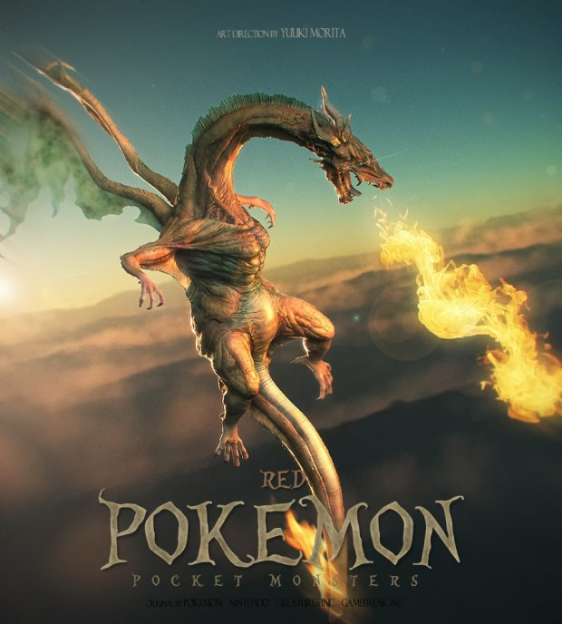 real-life-pokemon-by-yuuki-morita