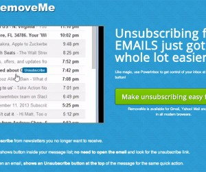 RemoveMe Is the Easiest Way to Unsubscribe from Spammy Email Lists