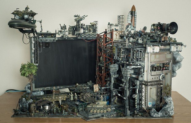 secret base pc casemod by Hiroto Ikeuchi 620x399