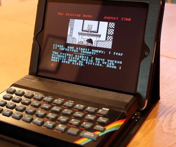 ZX Spectrum Bluetooth Keyboard: Basic Function