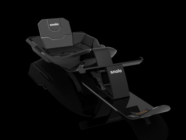 snolo sled carbon fiber photo