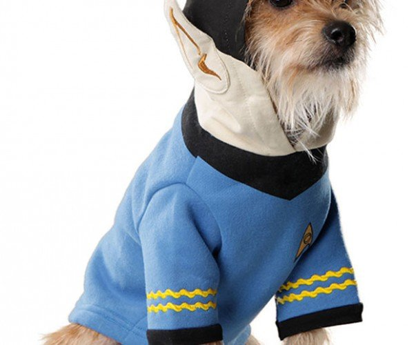 Spock Dog Hoodie: You Have Been, and Always Will Be Man's Best Friend