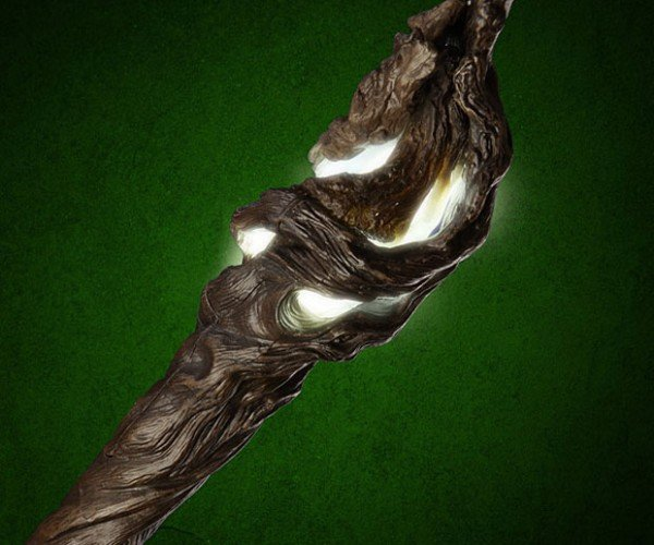 Gandalf Replica Staff is a Cosplay Prop You Shall Not Pass