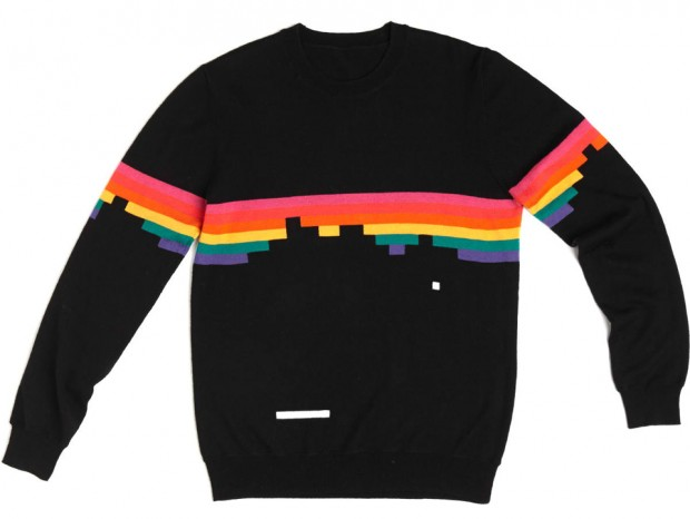 super breakout sweater atari band of outsiders 620x466