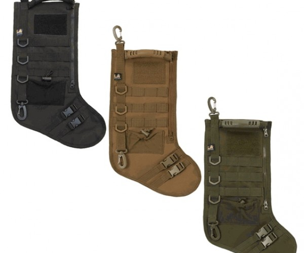 Police Gear Tactical Christmas Stockings: The Grinch Doesn't Stand a Chance