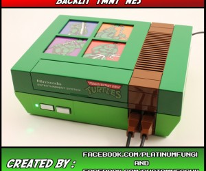 teenage mutant ninja turtles nes mod by platinum fungi and custom nes guy 10 300x250