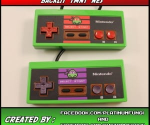 teenage mutant ninja turtles nes mod by platinum fungi and custom nes guy 7 300x250