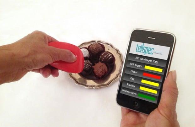 tellspec-food-scanner