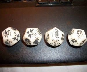 The Twelve-sided Dice of Christmas