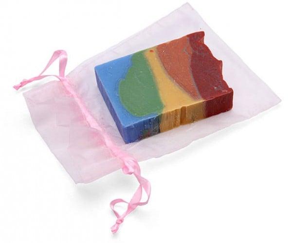 Unicorn Poop Soap: Smell the Rainbow