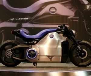 Win Races Greenly with Voxman Wattman, The Most Powerful Electric Motorcycle