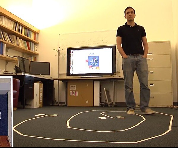 WiTrack Detects 3D Motion without Using Cameras or Controllers: Sight Unseen