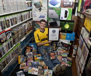 World's Largest Video Game Collection: No, It's Not Your Steam Library