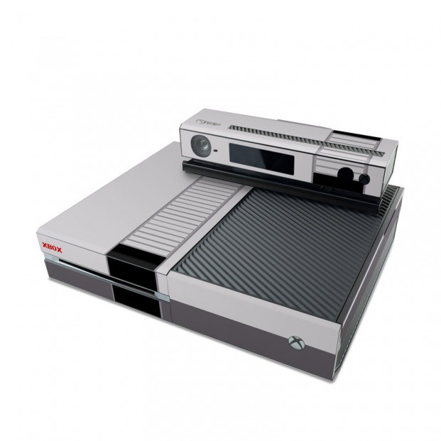 xbox one retro nes skin 620x620