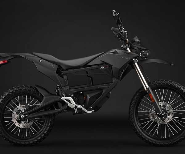 Zero FX Stealthfighter Motorcycle: All Electric Means All Good