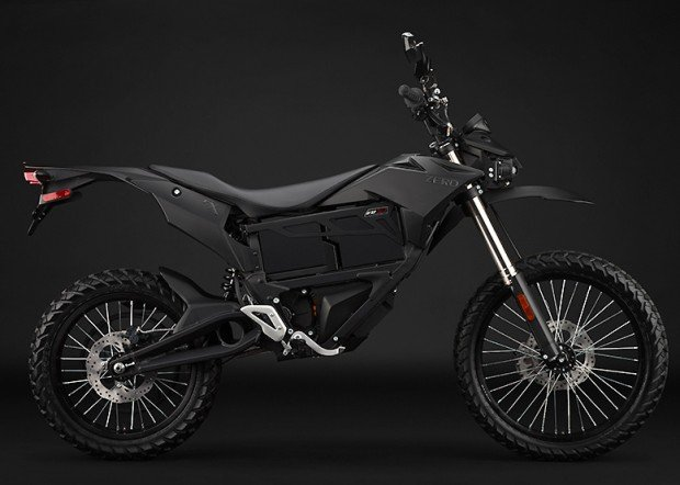 zero fx stealthfighter electric motorcycle photo