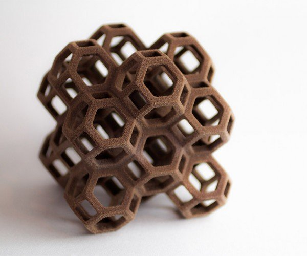 Hershey's and 3DSystems to Offer 3D Printers for Chocolate