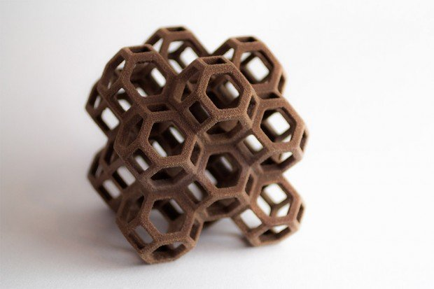 Hershey's has a 3D printer to print chocolate in any shape you like