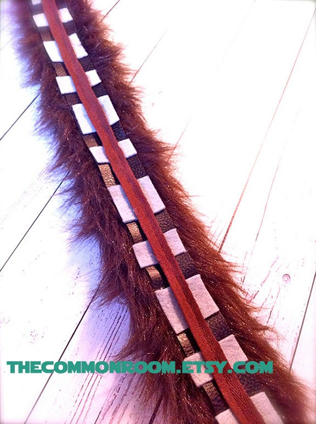 Chewbacca Seat Belt Cover1