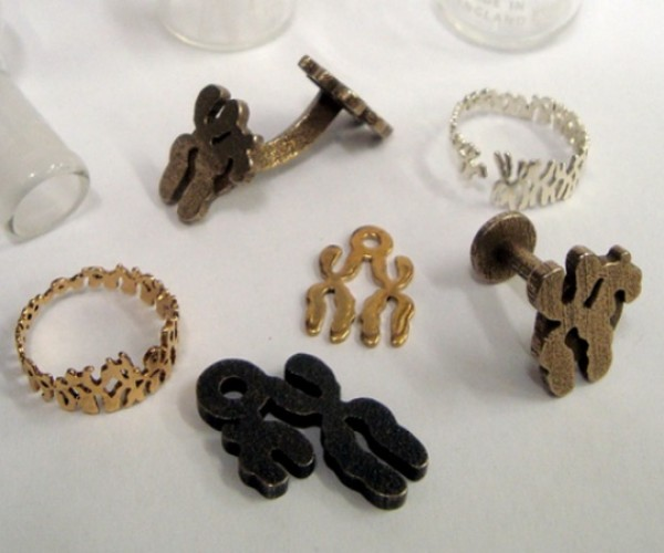 You've Got It In You, Now Wear It: Chromosome Jewelry