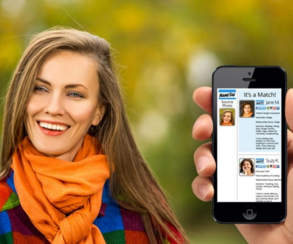 NameTag Matches People's Faces to Their Social Media Profiles