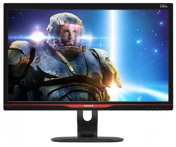 Philips 27″ Gaming Monitor with NVIDIA G-Sync Adjusts to your GPU: Refresh Prince