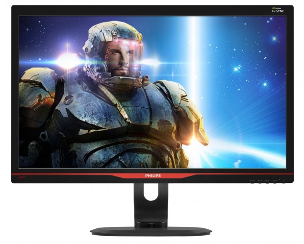 Philips 272G5DYEB 27 inch gaming monitor with NVIDIA G Sync 620x498
