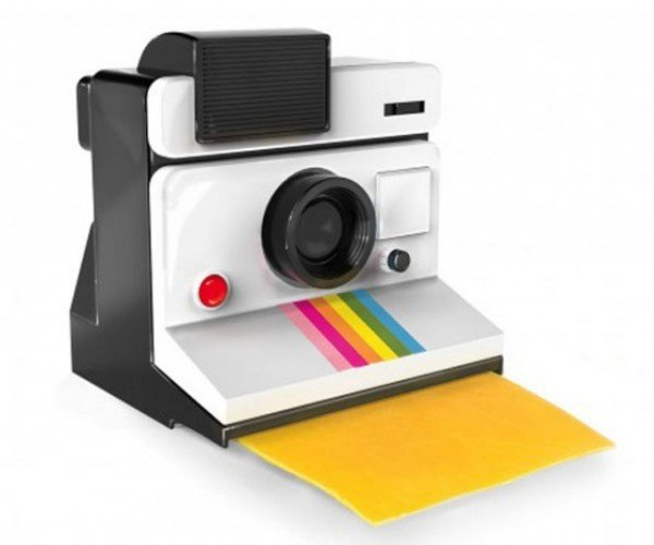 Polaroid Camera Cheese Slicer: Say Cheese!