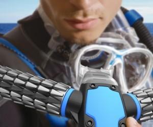 Triton Respirator Concept Works Like Gills