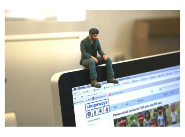 3d Printed Sad Keanu Is Anything But Sad For The People
