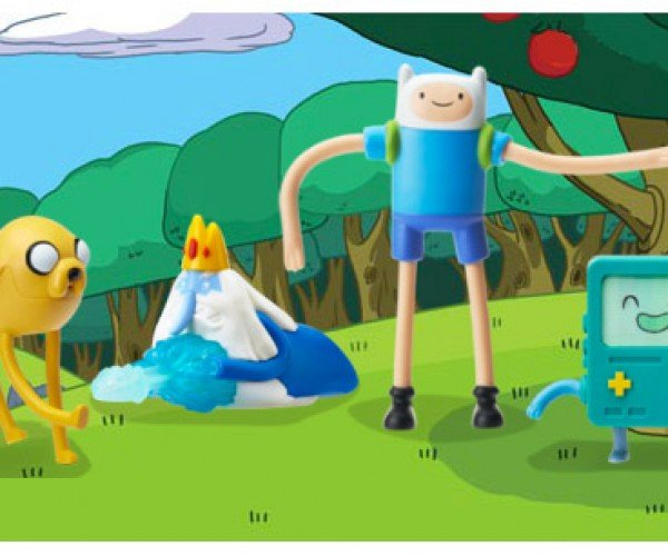 McDonald's Adventure Time Happy Meal Toys Are Almost Here