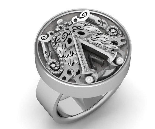 Assassin's Creed Ring: Don't Wear It