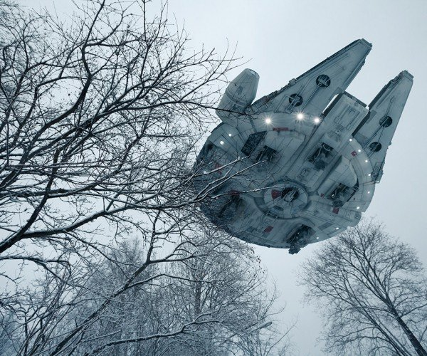 Star Wars Toy Photos Look Amazingly Real