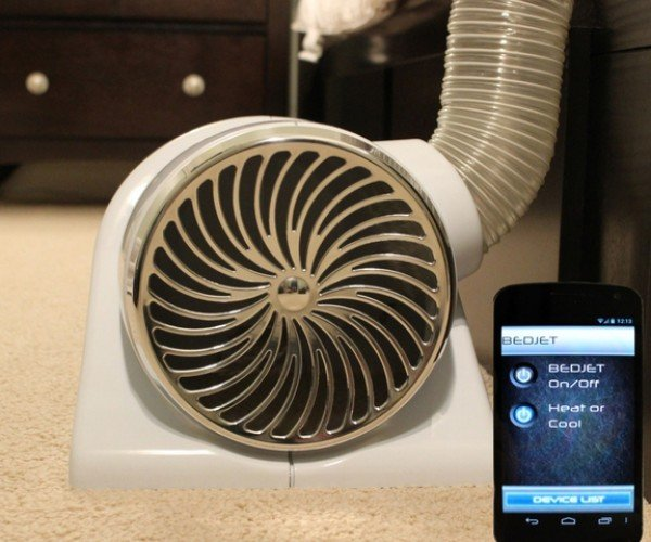 Bedjet Bed Heater & Fan: a Weird Appliance in the Streets but a Source of Heat in the Sheets