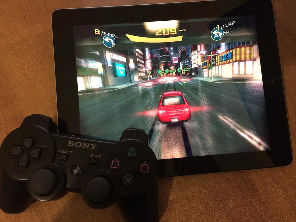 Jailbreak App Makes Dualshock 3 Work with iOS 7 Games that