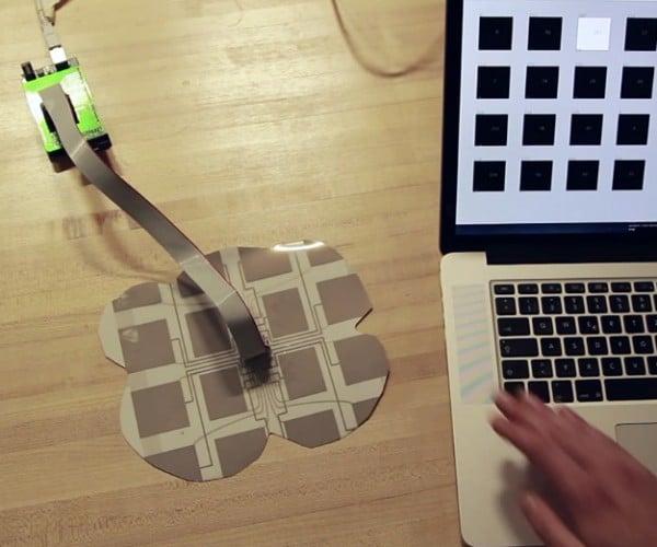 Cuttable Multi-touch Sensors: Cut, Paste, Tap, Swipe, Pinch