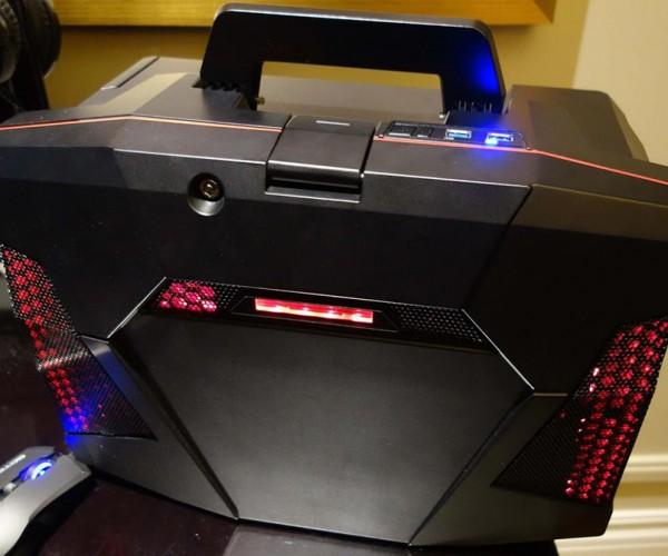 CyberPowerPC Fang Battle Box: Rig in a Box