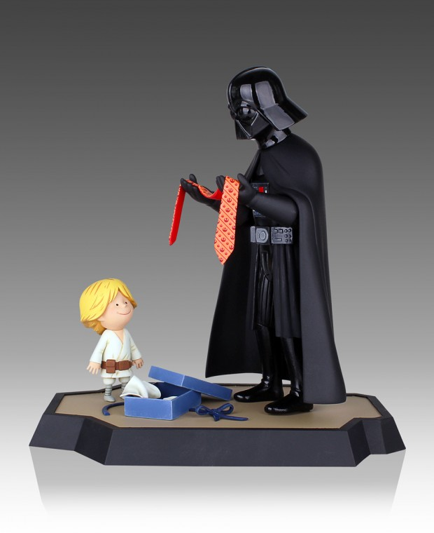 darth vader and son little princess book maquette by jeffrey brown 2 620x760