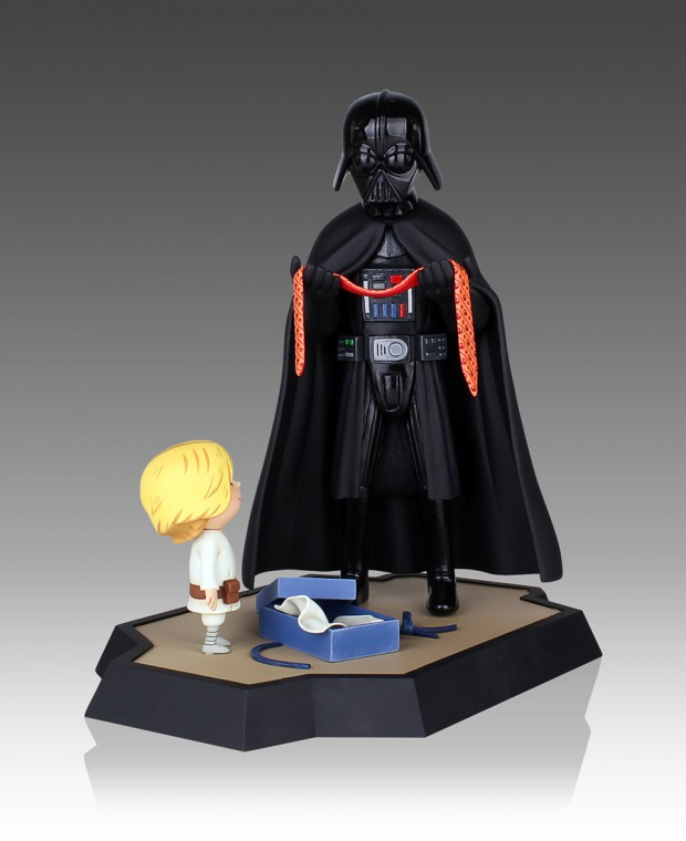 darth vader and son little princess book maquette by jeffrey brown 3 620x760