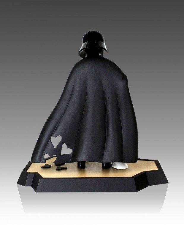darth vader and son little princess book maquette by jeffrey brown 7 620x760